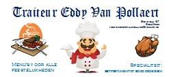 EDDY VAN POLLAERT Website banner