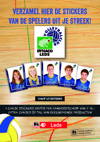 Poster stickerboek 340