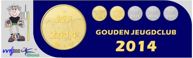 Website Banner Goud 2014